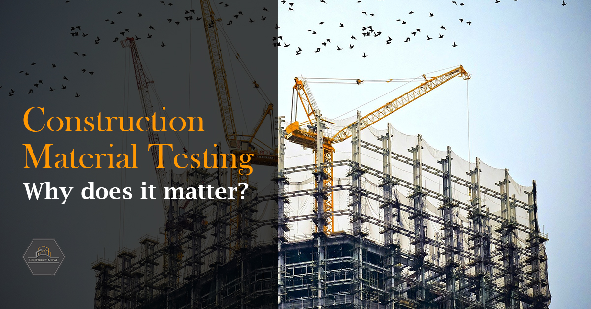 What is Construction Material Testing & Why Does It Matter?